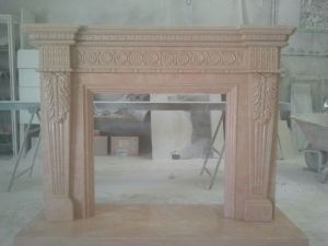 chimnea de mármol 6