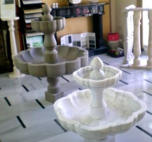 Fuente marmol