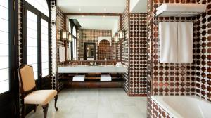 hotel Alfonso XIII Sevilla encimera marmol