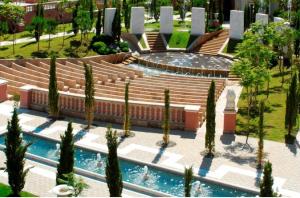 hotel padierna  balustrada marmol olivillo3