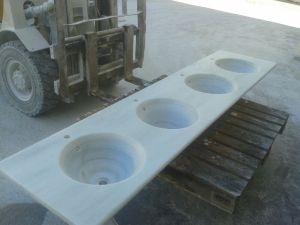 Lavabos de mármol 2