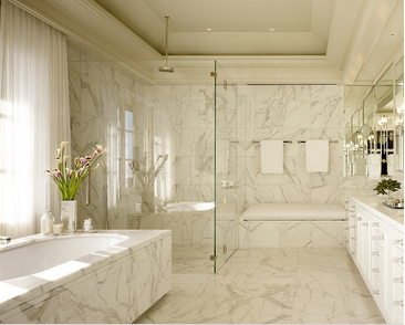 Advantages and disadvantages to using marble in the bathroom todo sobre m rmol - Banos de marmol ...
