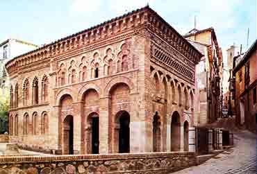 mezquita de la cruz