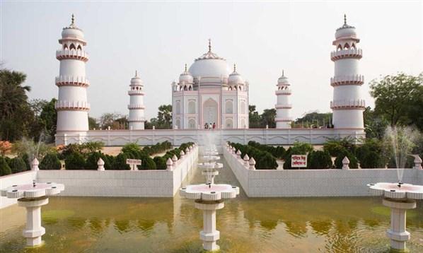 Taj Mahal griego mármol