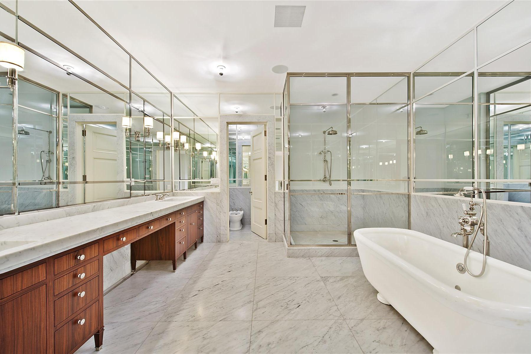 El m rmol blanco en todo su esplendor todo sobre m rmol for Bathroom designs york