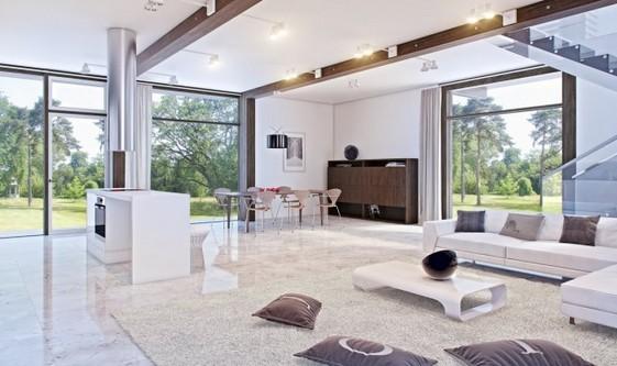 mármol blanco casa