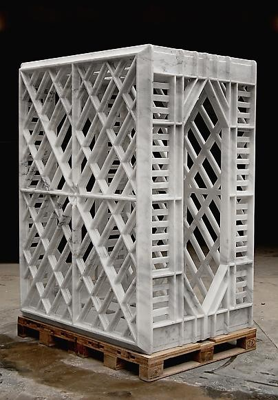 caja de mármol